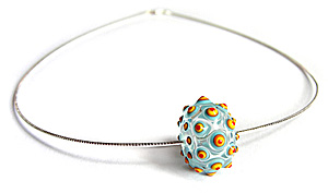 Maui Urchin necklace